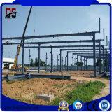 Estructura de acero fábrica hecha previamente Edificio Taller