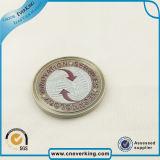 高品質のカスタムロゴの記念品のための模造金貨