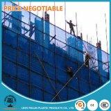 Chinesisches Fabrik-Qualität HDPE Sicherheitsnetz für Gebäude