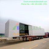 Commerce de gros cargo remorque Curtainside Multi Fonction