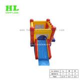아이를 위해 결합 Bouncy Slide Castle Inflatable 공주