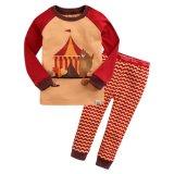 服の下の子供の赤ん坊のホーム摩耗のスリープ摩耗は100%年の綿に着せる