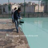 Вода - основанный полиуретан резвится настил суда