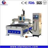 Haut de la qualité des systèmes DSP Starmacnc ATC CNC Router Machine de découpe de la gravure sur bois