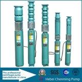 Bomba do submarino da agua potável do poço profundo de 3.5 polegadas
