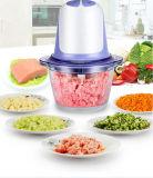 肉のためのフードプロセッサのチョッパーか野菜またはフルーツ
