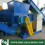 Forte plastica residua che tagliuzza macchinario per il grande recipiente di plastica