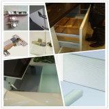 Bckの白い光沢のピアノベーキングPanit MDFの食器棚(週014)