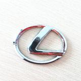Emblema de carro personalizado monogramas logotipos de automóveis Lexus capas de volante