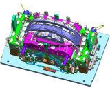 Vorm van de Delen van Moluding van de Injectie van de precisie de Auto Plastic