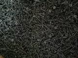 Drywall schroeft Koolstofstaal DIN7505 van het Staal C1022 Hardend van 3.5*25mm het Zwarte Grijze Phosphated