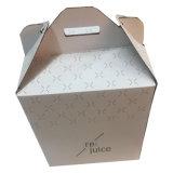 عامة طباعة 4 حزمة خمر يعبر صندوق مع مقبض