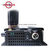 رخيصة [موبيل فون] بالجملة و [ويفي] إشارة جهاز تشويش, [غسم] /CDMA /PCS /Dcs /3G [بورتبل] [سلّ فون] جهاز تشويش مع [هيغقوليتي]