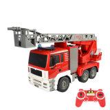 1: 20 crianças em brinquedos de plástico educacional caminhão de incêndio de Controle Remoto