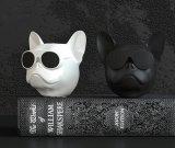 Kreativer drahtloser Bulldogge Bluetooth Lautsprecher-im Freien bewegliche Baß-Noten-Steuerung