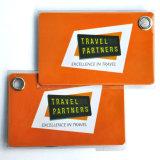 Modifica dei bagagli del PVC/scheda, linea aerea/aeroporto/modifica dei bagagli squadra di turismo con il formato e la stampa personalizzati