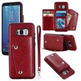 Ультра тонкий Learther держатель для мобильного телефона для Sumsung крышки картера
