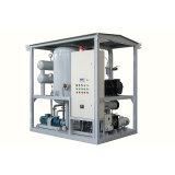3000L/H Double Satge vide élevé purificateur d'huile du transformateur