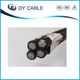linea elettrica 0.6/1kv/10kv/33kv cavo aereo di ABC del cavo del gruppo di goccia di servizio