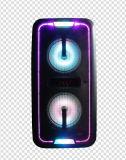 Duelo de altavoces de 8 pulgadas de grabación/Bluetooth/Control remoto