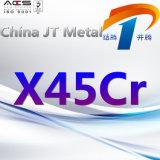 De Leverancier van China van de Plaat van de Pijp van de Staaf van het Staal van de Legering van X45cr Si8 2 Si9 3