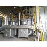 10 метрических тонн алюминия плавильная печь для Casthouse заготовки