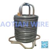Phosphaté rubrique froide du PIRS Forgeage tirées sur le fil recuit de matériel de fixation AISI1022 Fil en acier noir