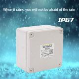 Alta qualidade IP plástico67 Protecção à prova de junção subaquático