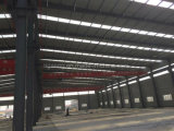 Diseño de elementos prefabricados de estructura de acero de la luz Preparada de la construcción de estructura de acero para casas prefabricadas