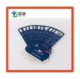 Papel de alta calidad personalizada de la tarjeta de cabecera