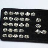 Diamond Oval 6X8mm Forma Moissanite Gemstone de alta qualidade para fazer do Anel
