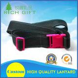 عادة نيلون طباعة حقيبة أشرطة/حزام سير و [نم تغ] مع شاشة يطبع علامة تجاريّة