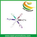 Цепь выдвиженческого электрофонаря подарка СИД ключевая с логосом