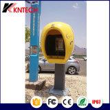 Telefono di manopola dell'automobile del telefono pubblico di buona qualità Knzd-27 Kntech
