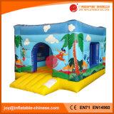 China-aufblasbarer springender Schloss-Spielzeug-Prahler für Vergnügungspark (T1-614B)