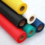 中国の製造業者のアルカリの壁のための抵抗力がある5X5ガラス繊維の布