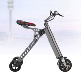 2017 Factory Supply Three Wheels Portable Folding Mini Scooter elétrico