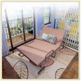 Plegado Superior de Diseño de lujo con cama con colchón de espuma de memoria