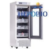Одиночный холодильник крена крови двери 160L