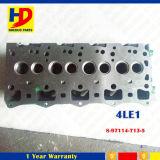 Motor 4le1 (8-97114-713-5 8-97114713-5) voor de Cilinderkop van de Motor van het Graafwerktuig