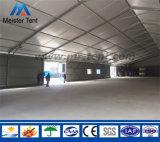 huis van 25X50m vormde de Openlucht Industriële Tent van het Pakhuis met de Muren van het Staal