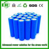 18650 batería de litio 2200mAh 18650 Li iones de litio para Cargador del producto AAA Tamaño