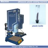 Soldadora ultrasónica del vaso plástico de la botella