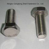 A2-70 boulons Hex lourds de l'acier inoxydable DIN933