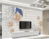 Papier de mur dissolvant imprimable blanc de /Eco