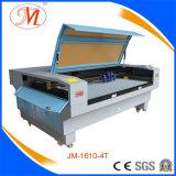 Vierfache Kopf-Laser-Ausschnitt-Maschine für gesponnenen Kennsatz (JM-1610-4T)