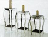 Basamento speciale della pianta dell'acciaio inossidabile della mobilia dell'hotel (DF1003#)