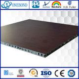 Panneaux en fibre de verre en aluminium à fibre solide et résistant à la fibre de bois