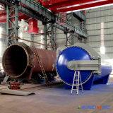 完全なオートメーションの蒸気暖房が付いているゴム製加硫オートクレーブ