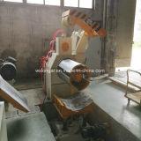 Обрабатывать изделие на определенную длину линия для катушки 25X2500 металла